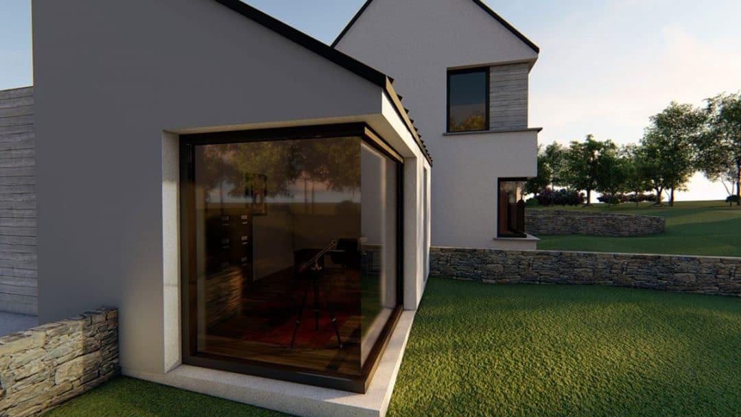 Modern Farmhouse, North Kerry